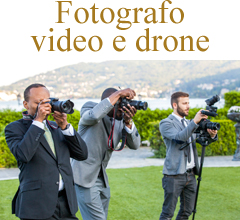 fotografo video drone matrimonio